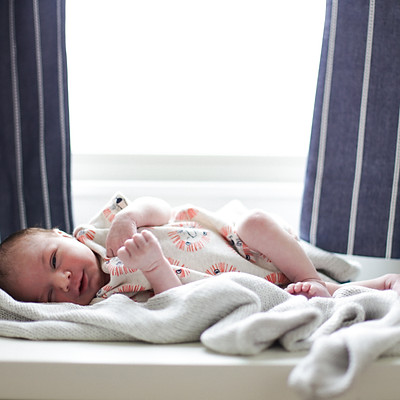 Leo's Newborn Session