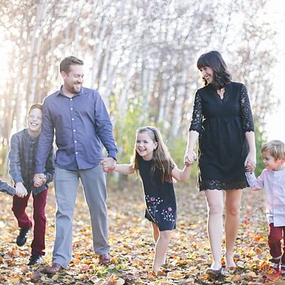 The Gustafson Family
