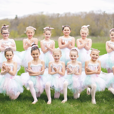 7-8 Year Ballet and Jazz