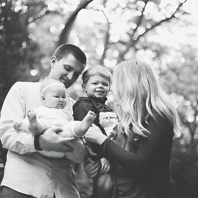 The Delie Family Portraits