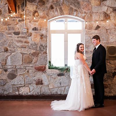 Matthew and Hope's Wedding Day