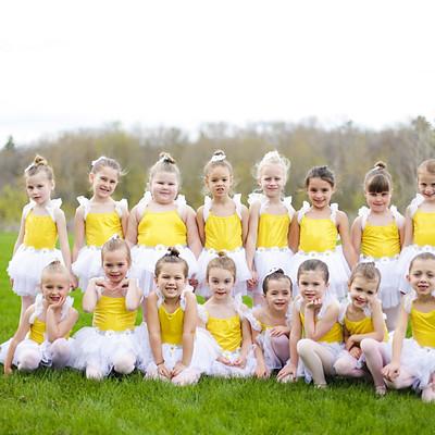 5-6 Year Ballet