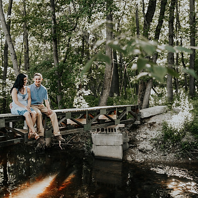 Ryan and Reanna - Engagement Session