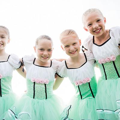 Celebration Dance - 9-12 Year