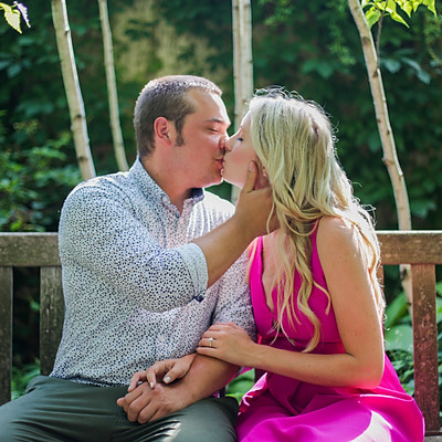 Zach and Abby's Engagement Session