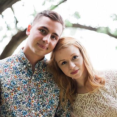 Luke and Emily Styled Shoot