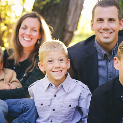 The Marek Family Portraits
