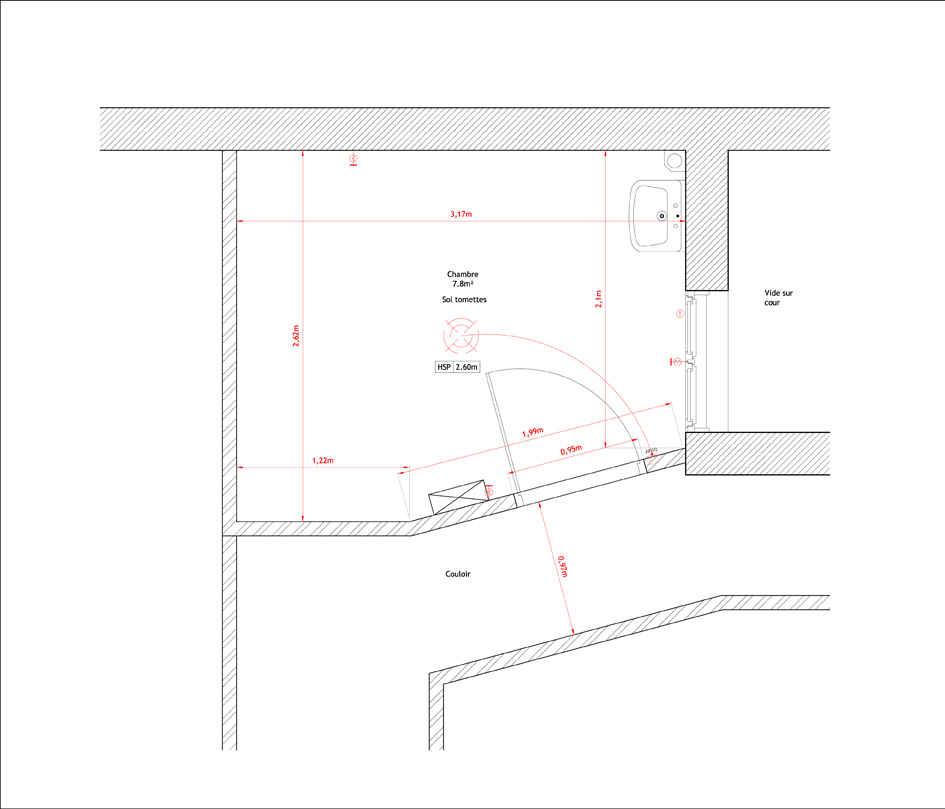 CDB_131212_existant-A4 - LANDSCAPE_SCALE