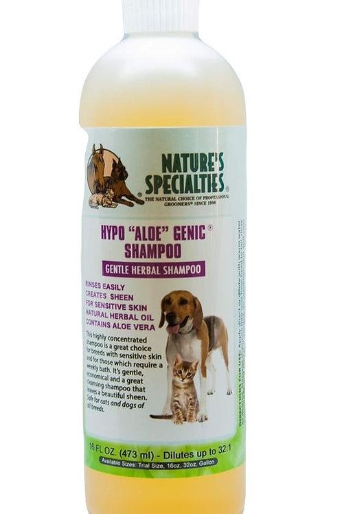 """Nature Specialties Hypo """"aloe"""" Genic shampoo"""