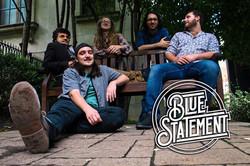 Blue statement