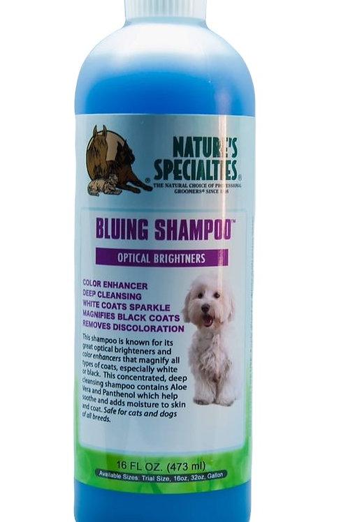 Nature Specialties Bluing shampoo