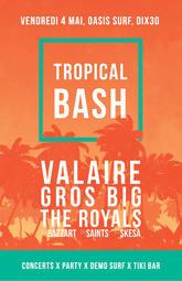 Tropical Bash Poster