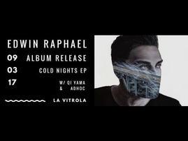 Edwin Raphael Album Release