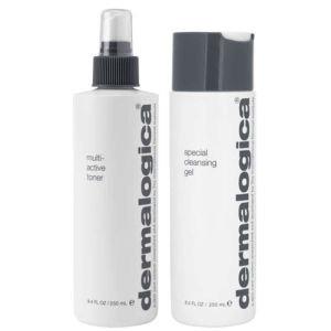 Cleanser/Toner Set Normal/Combination Skin