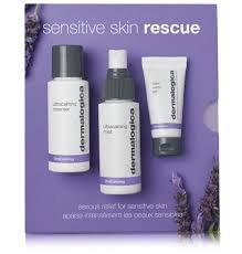 Sensitive Skin Rescue Skin Kit (NEW)