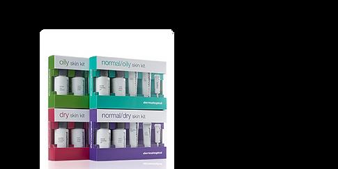 Dermalogica Skin Kits, Dermalogica, The Beauty Lounge, Wilsden, Beauticians, Beauticians Wilsden, Beauticians Bingley