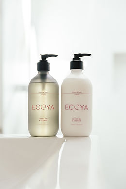Ecoya Candles, Ecoya Diffusers, Ecoya Bodycare