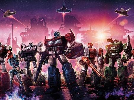 "Netflix Review/Recap ; Transformers: The War for Cybertron, ""Siege"" (Episode #1)"