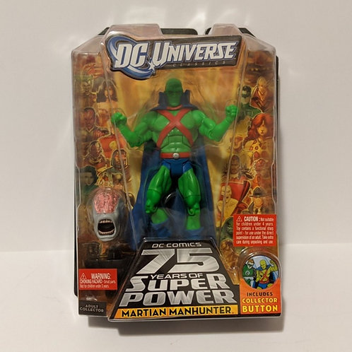 DC Universe: Martian Manhunter 75 Years of DC by Mattel