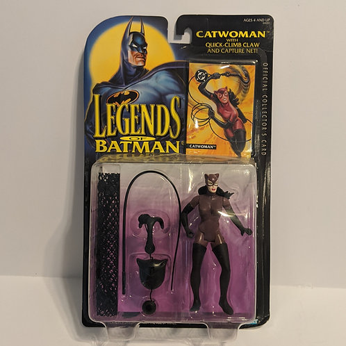 Legends of the Batman: Catwoman by Kenner