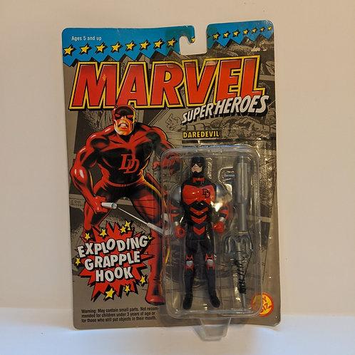 Marvel Super Heros Daredevil Black Costume by Toy Biz