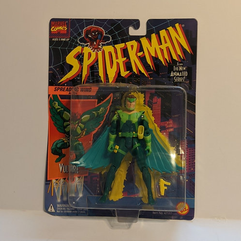 Spiderman Animated Series The Vulture by Toy Biz