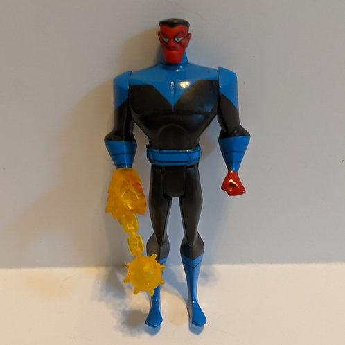 Justice League Unlimited: Sinestro Legion of Doom Costume (Loose) Mattel
