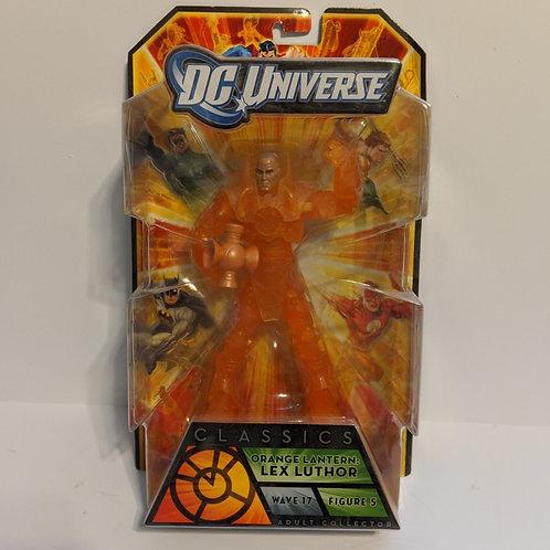 DC Universe: Orange Lantern Lex Luthor by Mattel