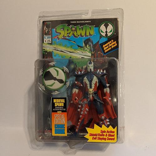 Spawn Medievel Spawn by Todd Toys