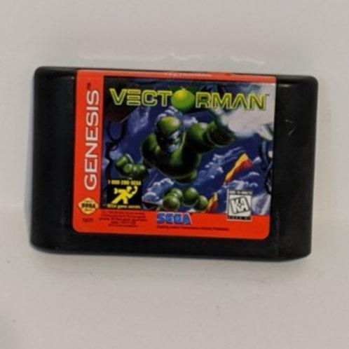 Vectorman SEGA Genesis Cart by SEGA (works)