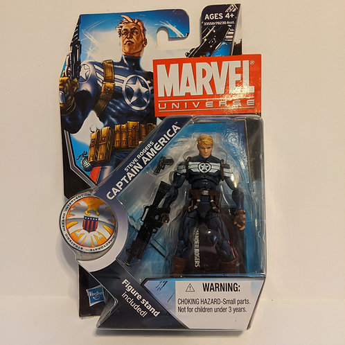 Marvel Universe: Steve Rogers Captain America by Hasbro