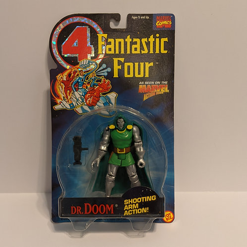 Fantastic Four Animated Series: Dr. Doom by Toy Biz