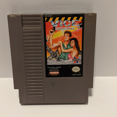 VICE: Project Doom NES Cart (Works Great!)