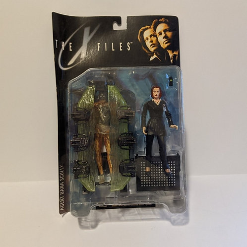 X-Files: Agent Dana Scully by McFarlane Toys