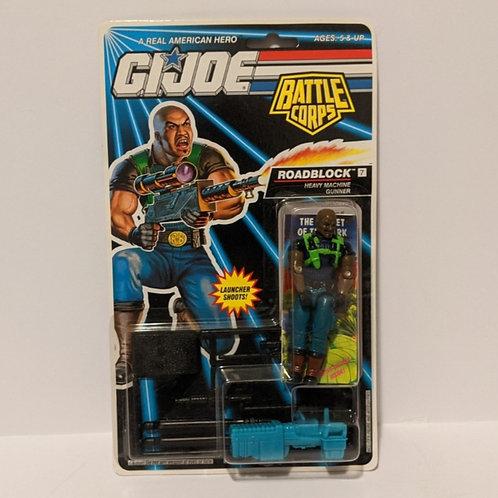 G.I. Joe: Battle Corps Roadblock by Hasbro