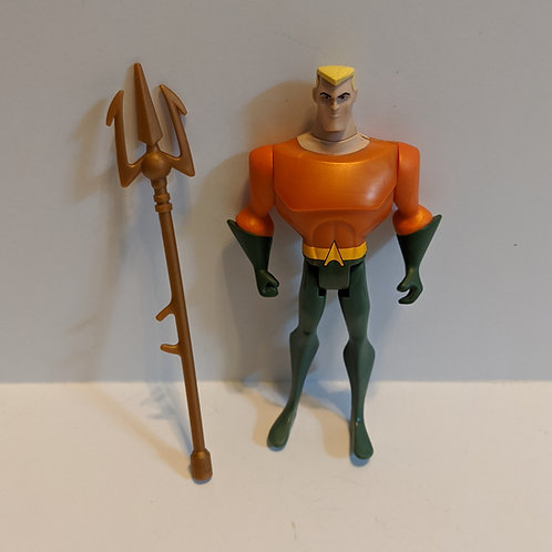Justice League Unlimited Aquaman (Loose)