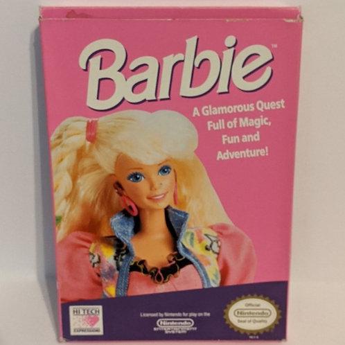 Barbie NES Cart w/ Extras by Hi-Tech (works)