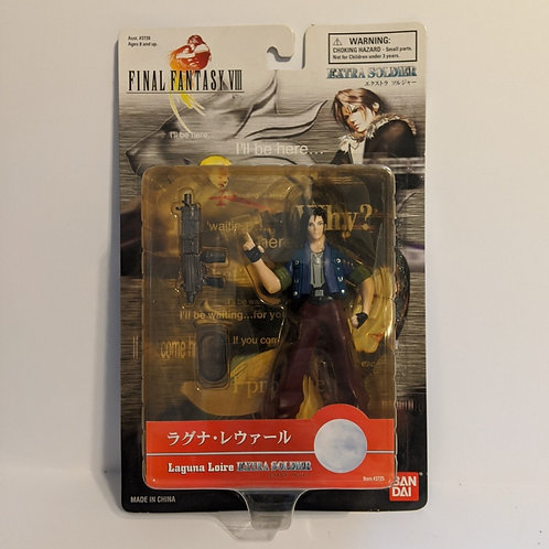 Final Fantasy 8 Laguna Lorre by Bandai