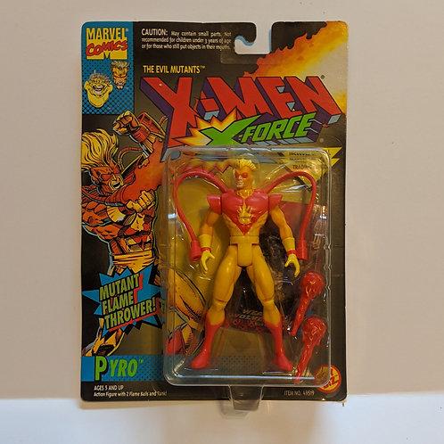 X-Men X-Force Pyro by Toy Biz