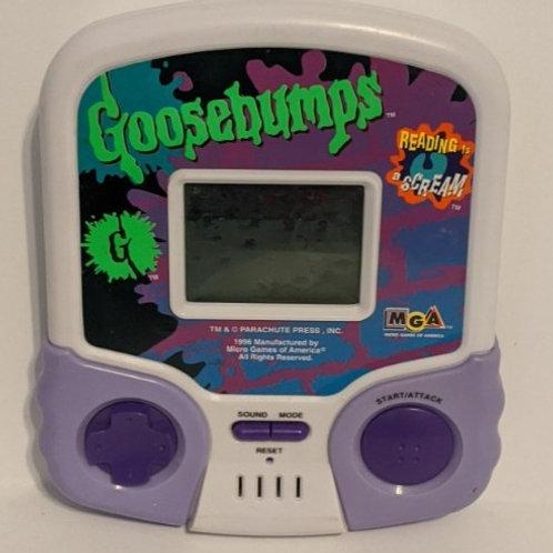 Goosebumps Handheld LCD Game by MGA (works, no back)