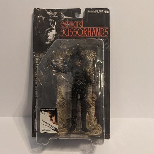 Edward Scissorhands Movie Maniacs by McFarlane Toys