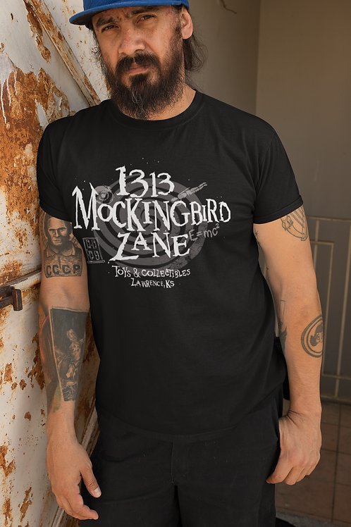 1313 Mockingbird Lane Short-Sleeve Unisex T-Shirt