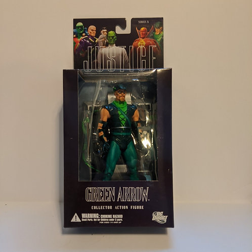 Justice League Series 5 Green Arrow by DC Direct