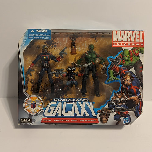 Guardians of the Galaxy: Starlord, Groot, Drax, Rocket by Hasbro