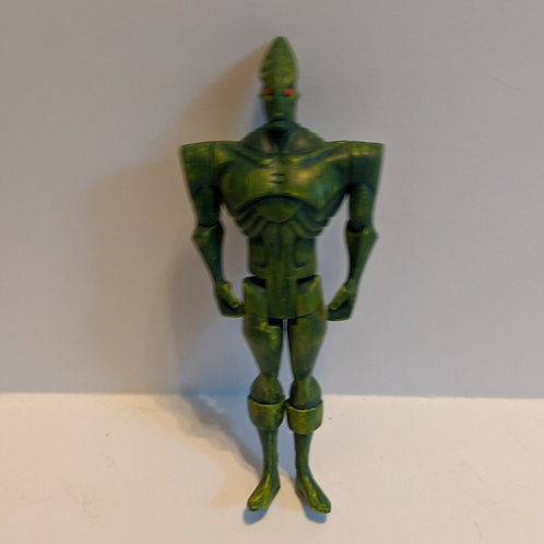 Justice League: J'onn J'onnz (Martian Manhunter Alien Form) by Mattel (Loose)