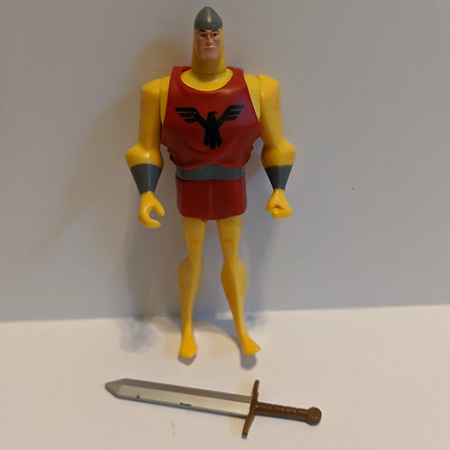 Justice League Unlimited: The Shining Knight (Loose) by Mattel
