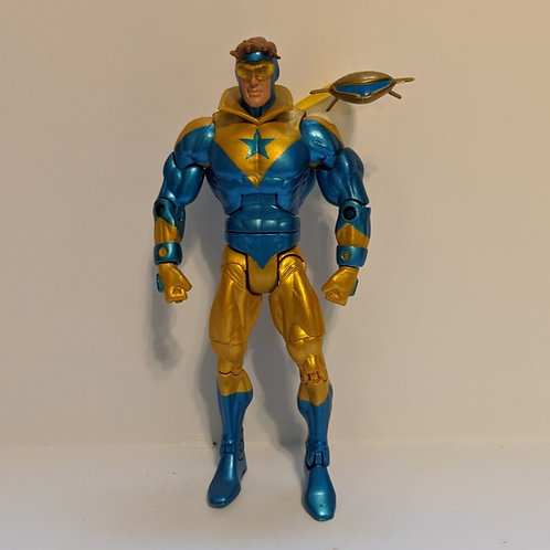 DC Universe Classics Booster Gold (Loose) by Mattel