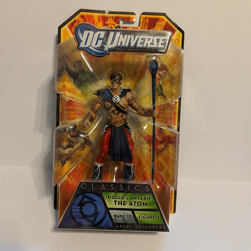 DC Universe: Indigo Lanter The Atom by Mattel
