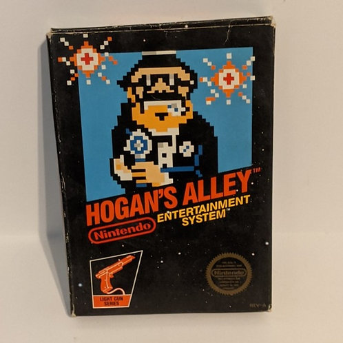 Hogan's Alley NES Cart w/ Extras by Nintendo (works)