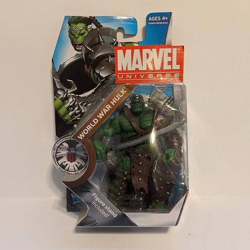 Marvel Universe: World War Hulk by Hasbro